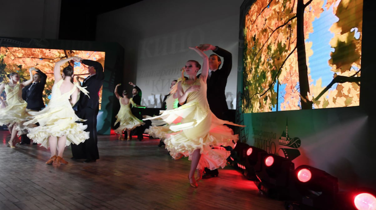 В Ленобласти кинофестиваль «Литература и кино» прошёл без зрителей