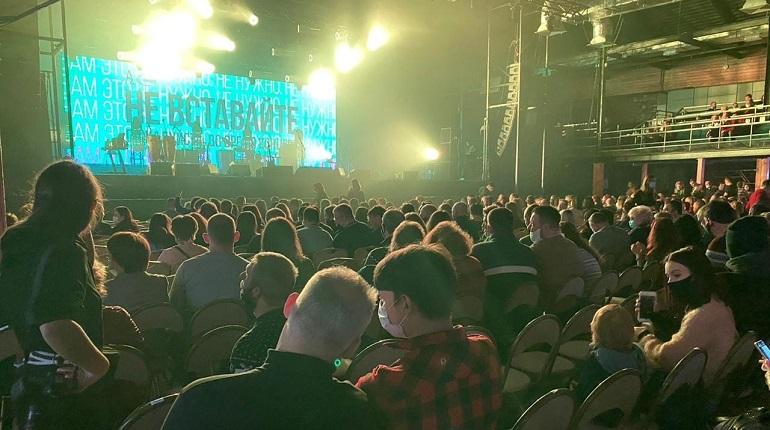 Академик РАН обвинил организаторов концертов в Петербурге в безответственности