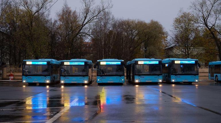 Белорусские автобусы на сжиженном газе пройдут тестовую эксплуатацию в Петербурге