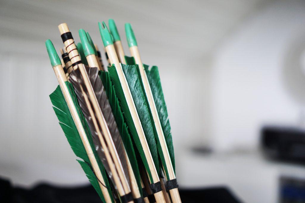 Ученые нашли древние стрелы нашли после таяния норвежского ледника