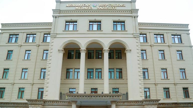 Азербайджан заявил о вынужденном отсуплении сил Армении в Нагорном Карабахе