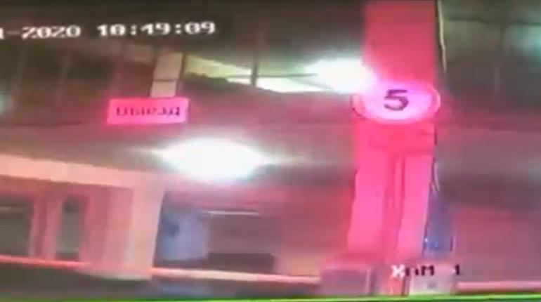 Восемь выстрелов остановили пьяного на BMW во Всеволожске