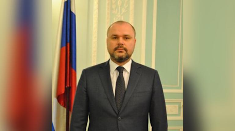 Замполпреда президента по СЗФО Вадим Леонтьев займется кураторством Петербурга