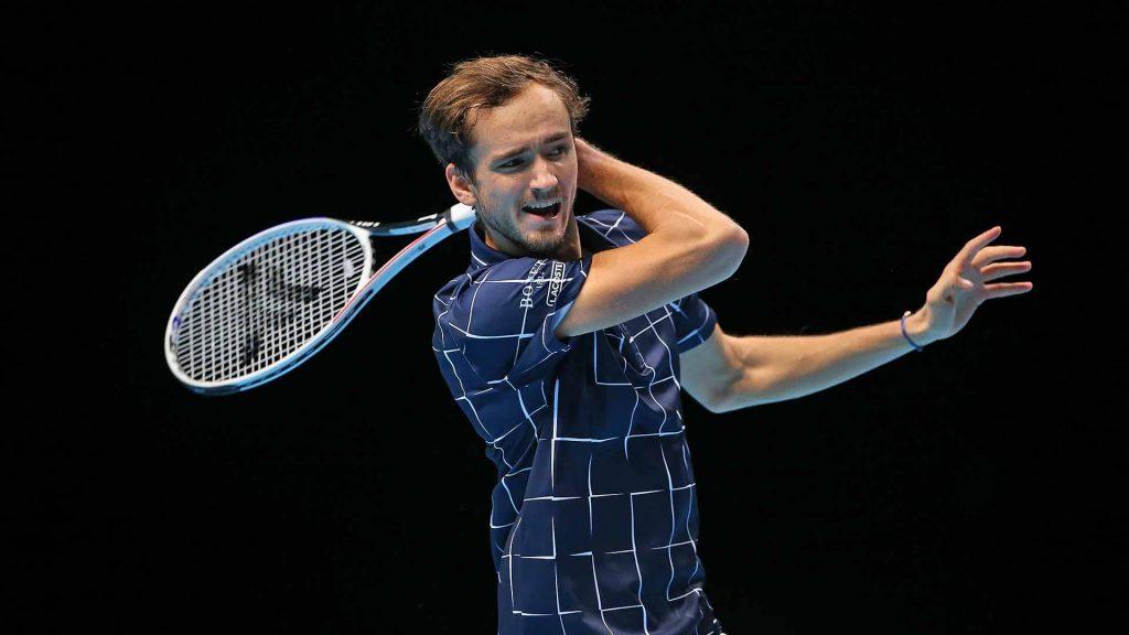 Медведев второй раз в истории выиграл Итоговый турнир ATP