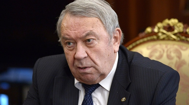 Экс-президент РАН Владимир Фортов умер после заражения COVID-19