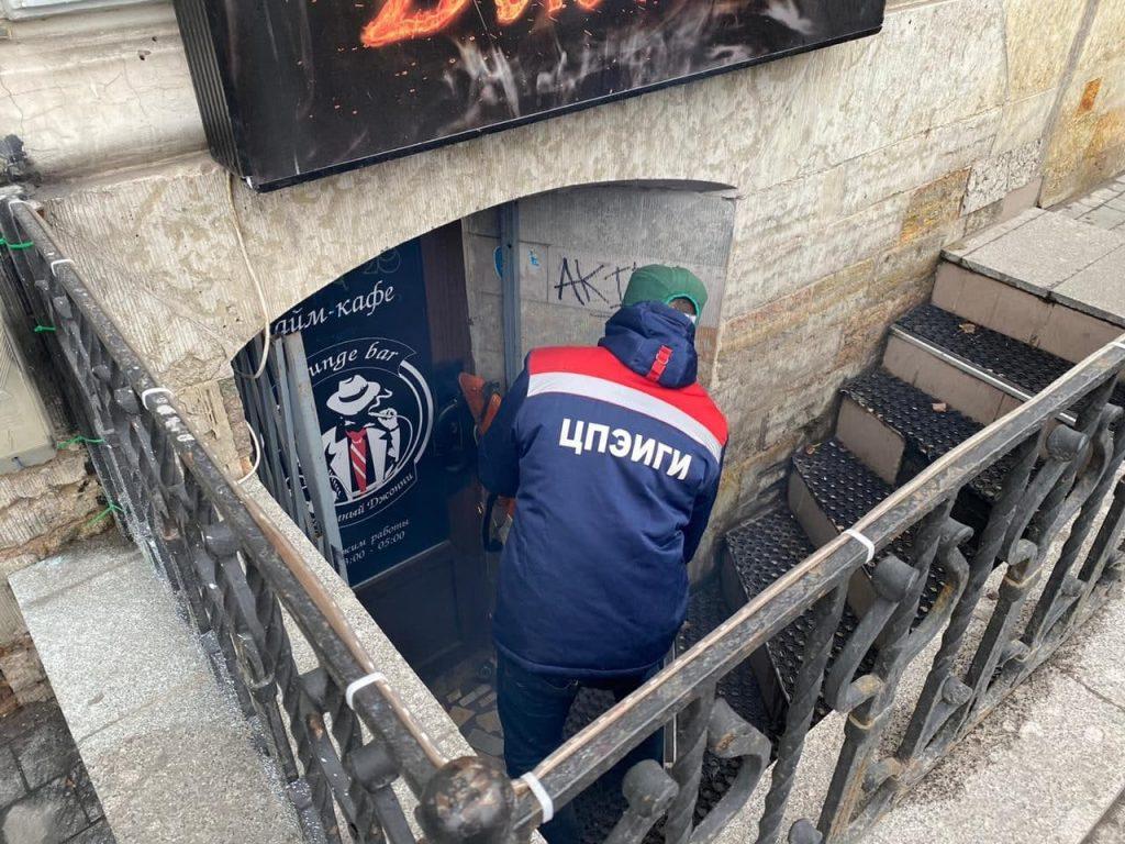 ККИ выселил кальянную с Лиговского проспекта за нарушение коронавирусных требований