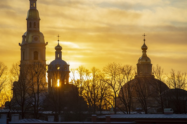 Антициклон: в Петербурге во вторник без осадков и +5 градусов