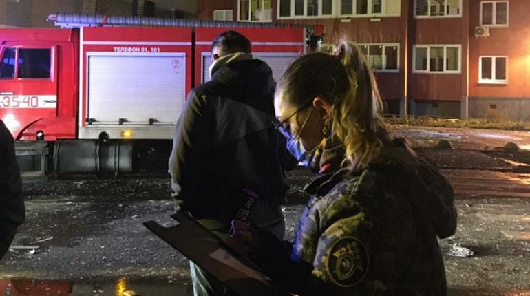 Во Всеволожске обследуют квартиры в доме, где произошел взрыв