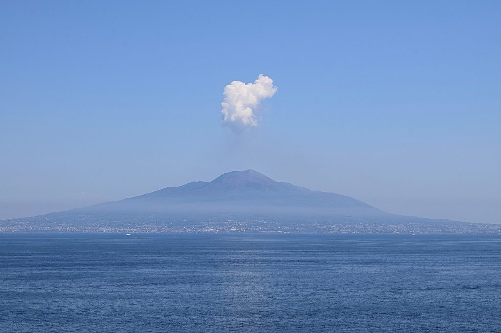 В Помпеях нашли останки погибших при извержении вулкана Везувий