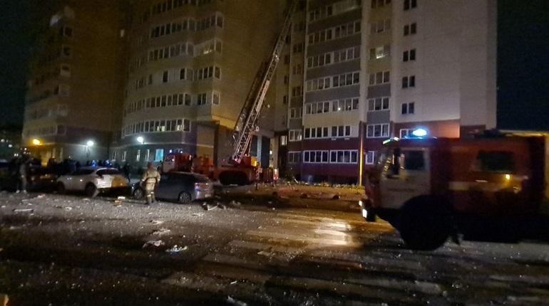 Во Всеволожске взрыв повредил пять квартир