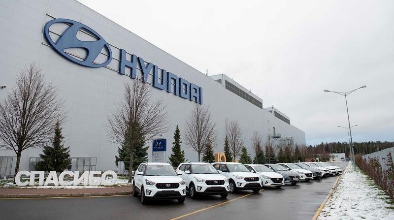 Производство автомобилей в Петербурге выросло почти на 40% с начала года