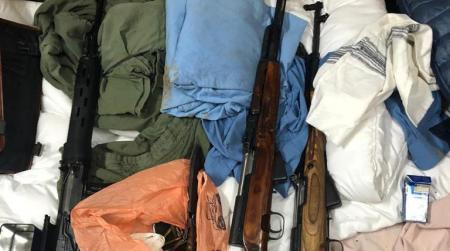 Преступники в Ленинградской области стали чаще пускать в ход оружие