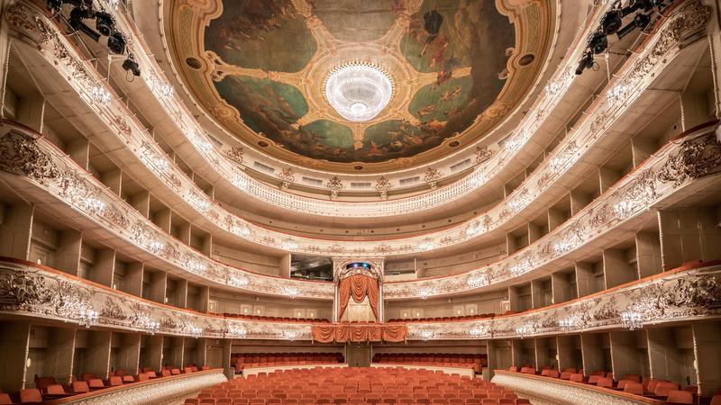 Петербург присоединился к празднованию Всемирного дня театра
