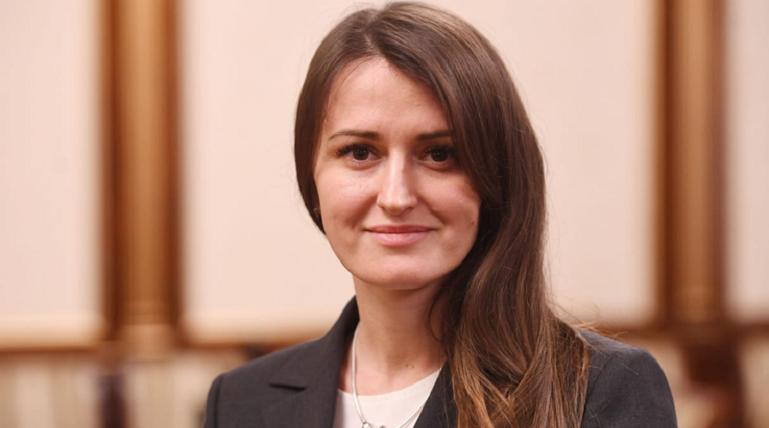 Марину Григорьеву назначили главой комитета по молодежной политике Ленобласти