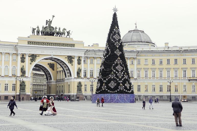 День в истории 1 января: миллениум в Петербурге — испытание огнем
