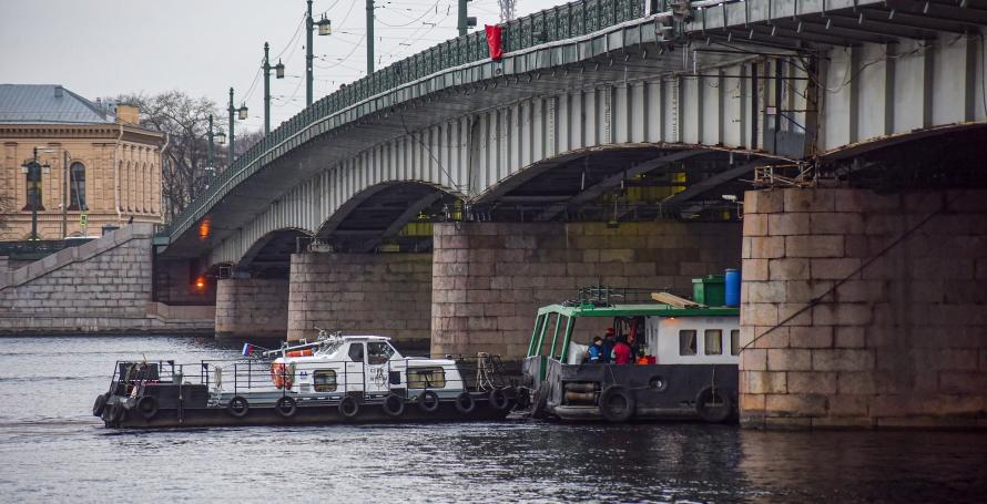 «Мостотрест» поддержал работоспособность Литейного моста