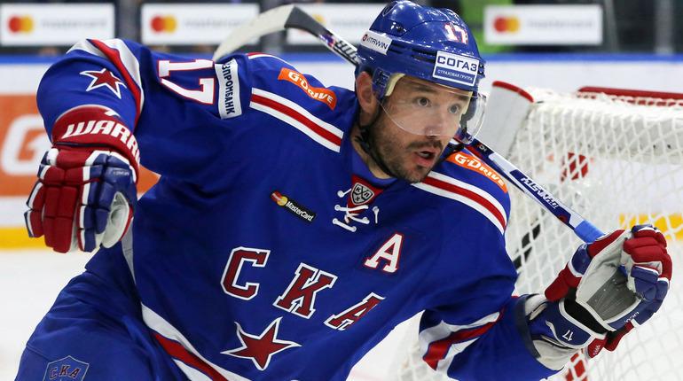 Экс-хоккеист СКА Ковальчук возвращается в КХЛ