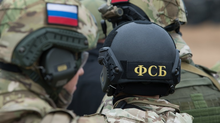 Вооруженного мужчину застрелили на границе России и Украины