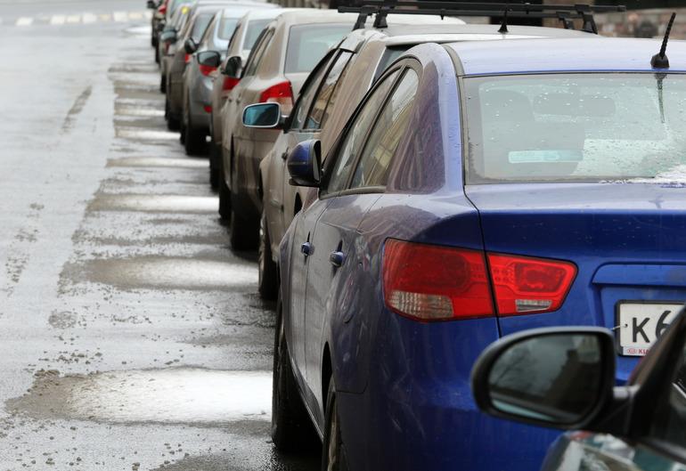 За март в Петербурге зафиксировали более 300 тысяч нарушений ПДД