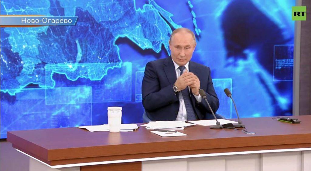 Путин не смотрел интимное видео Дзюбы