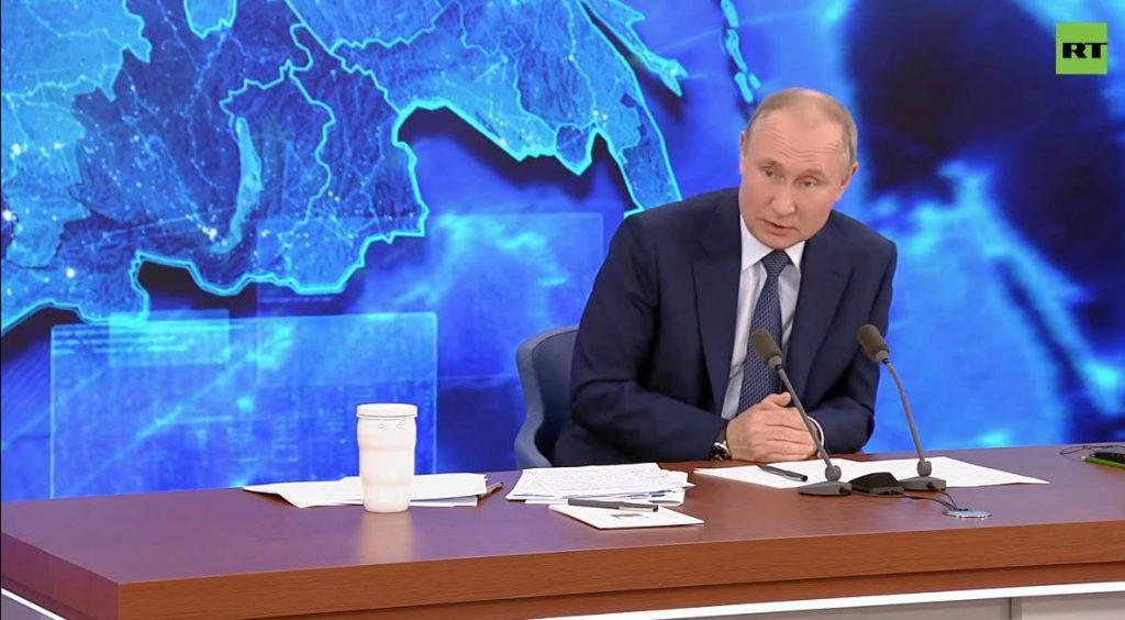 Путин: Как только врачи позволят — так и будут открыты границы