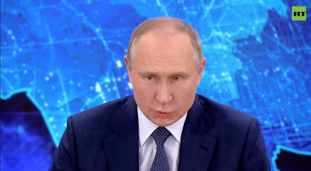 Путин призвал уделить внимание мультфильмам