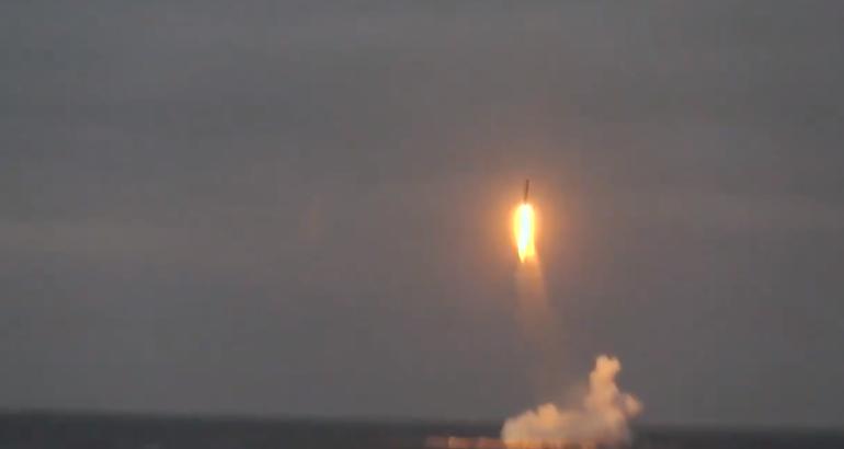В России провели тренировку стратегических ядерных сил