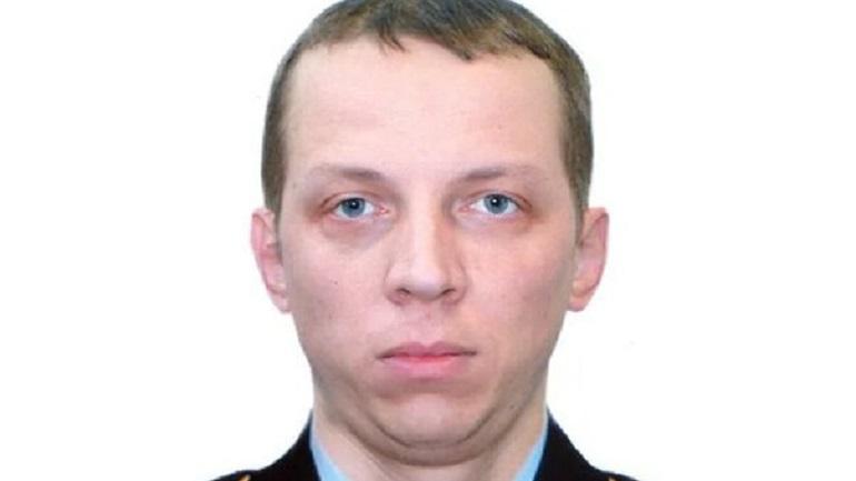 Полицейского хотят наградить за спасение человека из ледяной Фонтанки