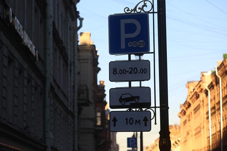 В комитете по транспорту назвали проблемную с точки зрения неправильной парковки улицу в Петербурге