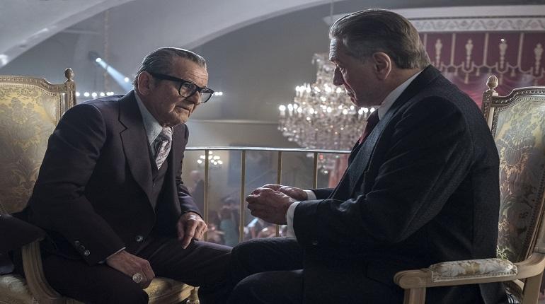 Съёмки нового фильма с Ди Каприо перенесли на год