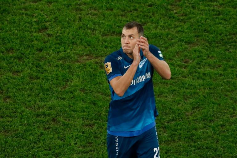 Дзюба назвал «Спартак» главным раздражителем для «Зенита»