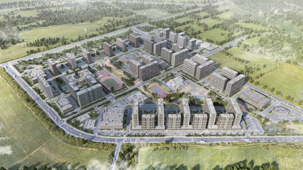 Выбрать квартиру по КОТу: что нужно знать о комплексном освоении территории