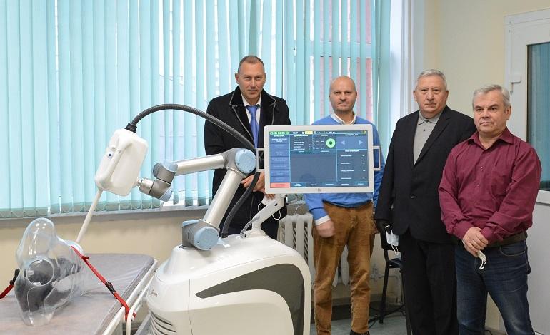 «Высокотехнологичная электроника для медицины ‒ приоритет для нашего фонда»: глава ИК «Евроинвест» Андрей Березин о новом инновационном приборе для лечения рака
