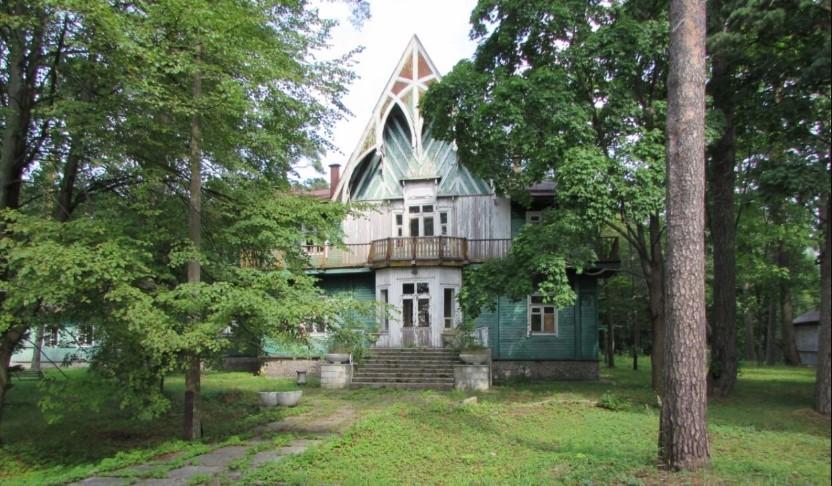 На месте «Дачи Кинга» в Зеленогорске построят туристический комплекс