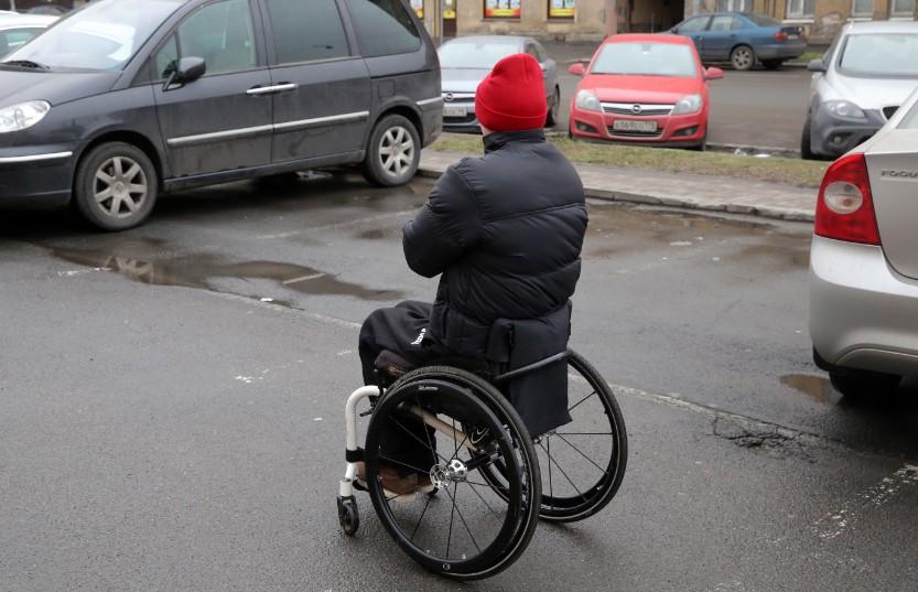 В Ленобласти задержан подозреваемый по делу об инвалиде в Новом Девяткино