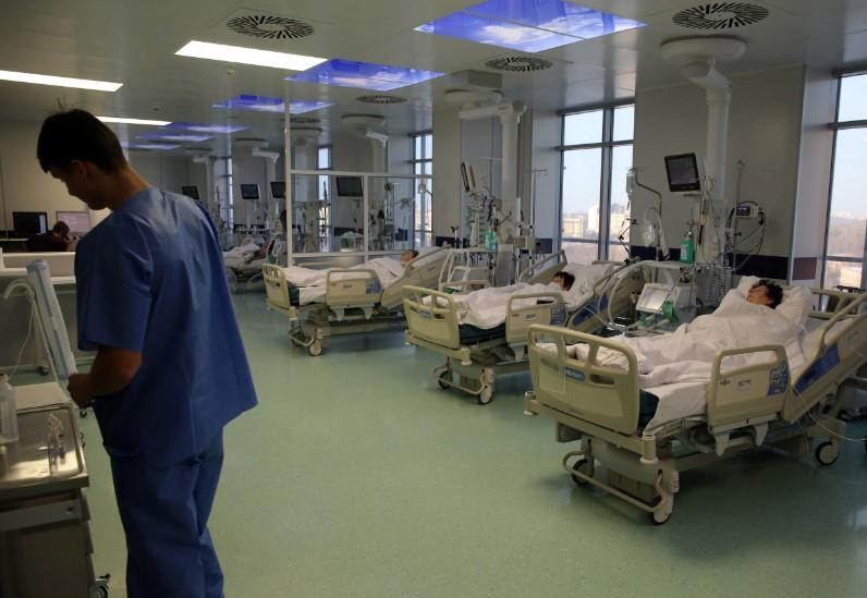 В Петербурге более 50% пациентов социальных стационаров привились вторым компонентом «Спутника V»
