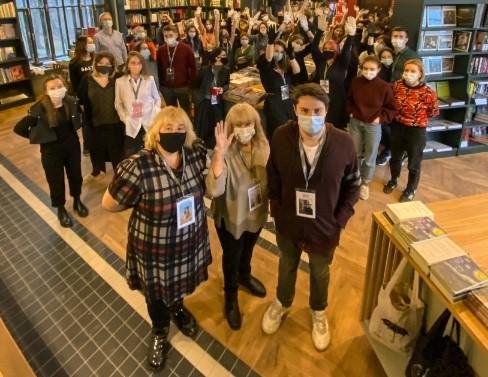 Книжный магазин «Подписные издания» в Петербурге увеличился в пять раз