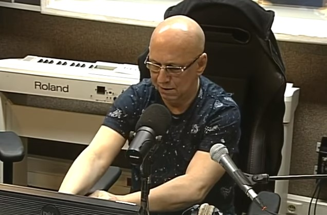 Умер музыкант группы «Воскресение» Андрей Сапунов