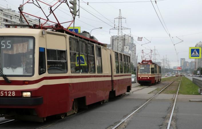 Движение трамваев по проспекту Науки закрывают с 16 мая
