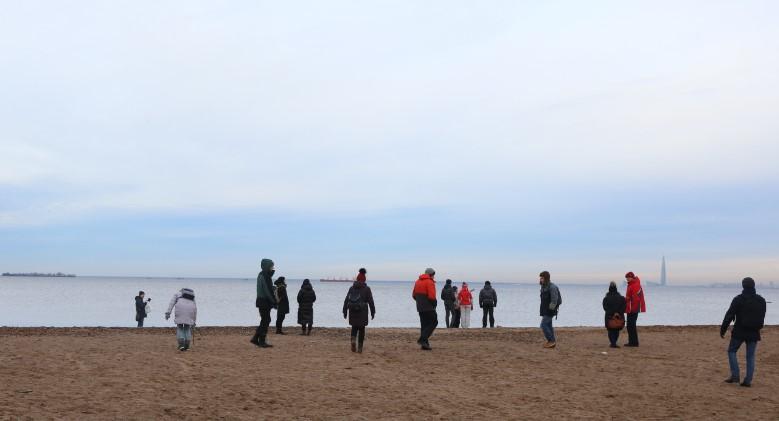 В КРТИ согласились подвинуть дороги и спасти Жемчужный пляж