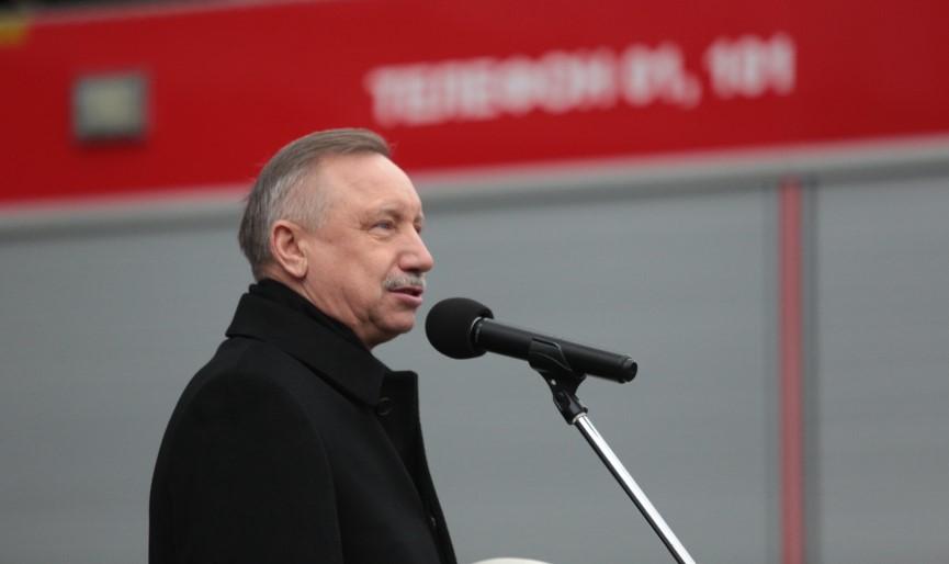 Беглов успокоил депутатов ЗакСа принятыми мерами по «листовкам Четырбока»