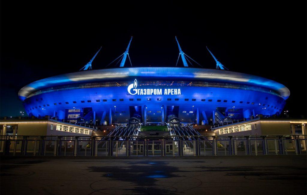 В Петербурге во время чемпионата по футболу Евро-2021 ограничат движение по 33 улицам