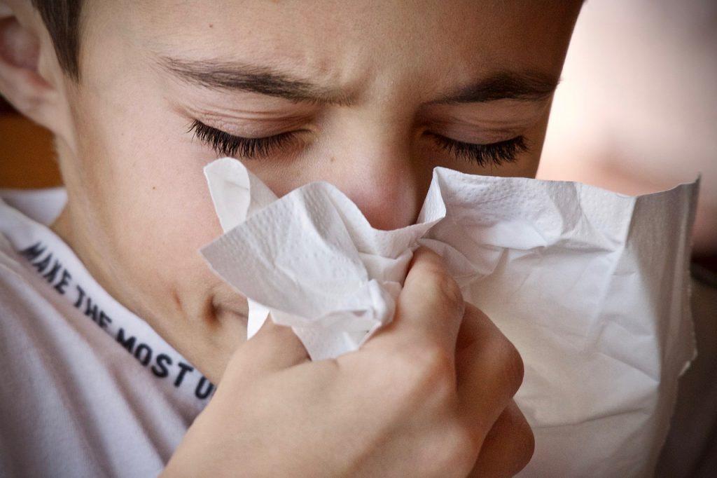 Простуда помогает в борьбе с COVID-19