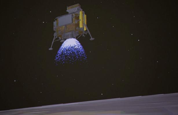 Китайский аппарат «Чанъэ-5» взлетел сЛуны собразцами грунта