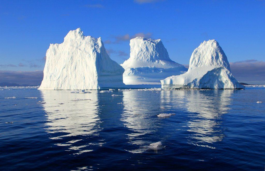 Катастрофические объемы таяния льда в Гренландии сильно увеличат уровень моря к 2100 году