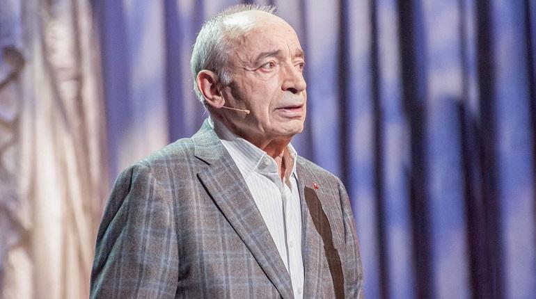В Москве скончался актер Валентин Гафт