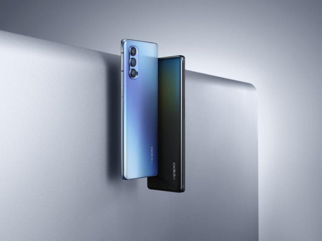 Дизайн будущего от OPPO: серия сверхтонких смартфонов OPPO Reno4