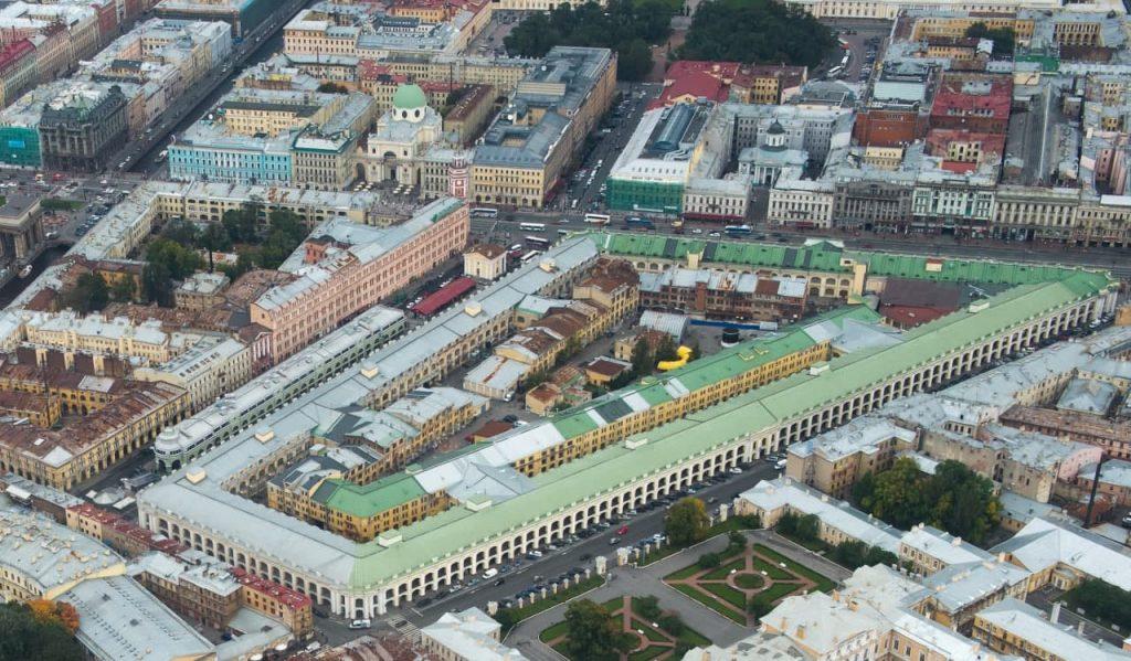 Застывшая в XX веке Гостинка может переродиться в самый большой в Европе фуд-холл