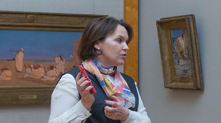 Русский музей разработал видеогид для глухих посетителей