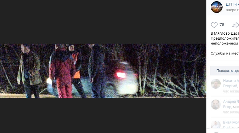 Пенсионерка умерла под колесами Renault Duster в Мяглово